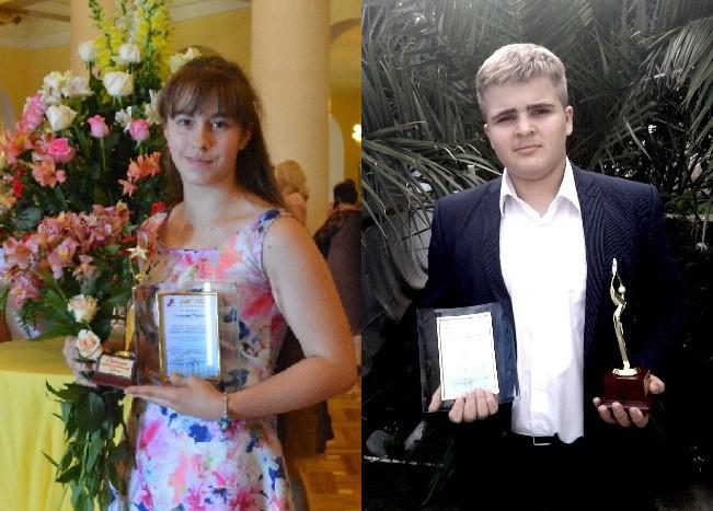 Мария Авдеева и Андрей Бовкун