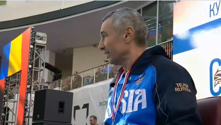 Тренер Сергей Дубровский