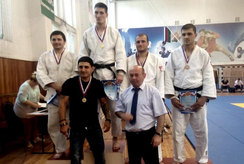 Папазян Акоп - 3 место