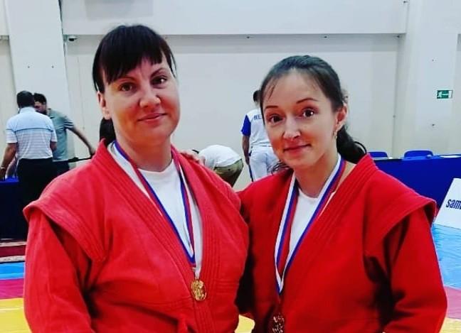 ВЕкатерина Поликашина и Анастасия Ечевская