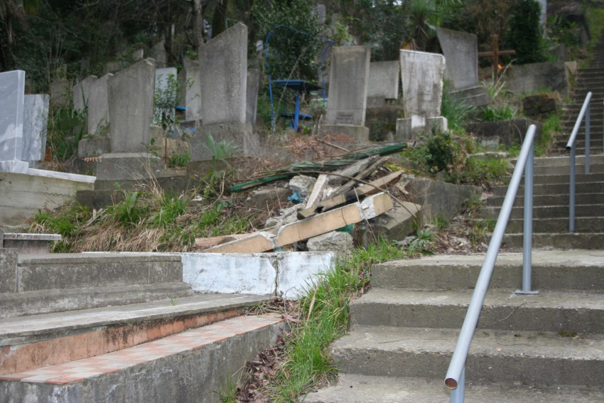 батумское кладбище фото