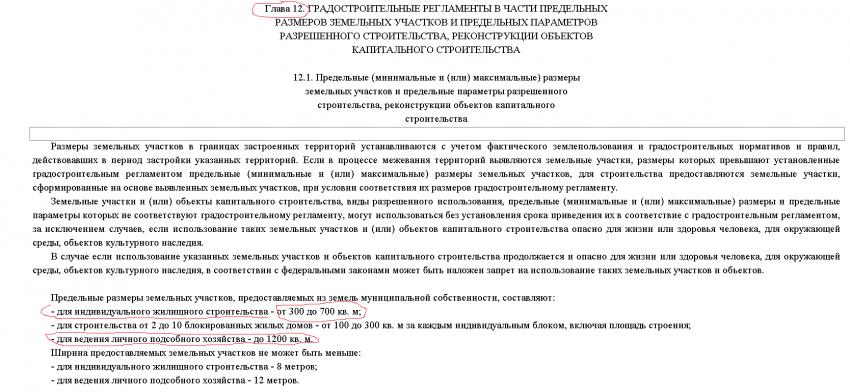 Смоленская газета (smolgazetaru) - в смоленском районе незаконно изменили правила землепользования