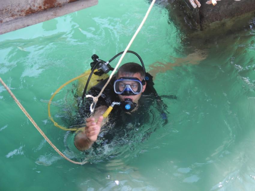 ищу работу водолазом в новороссийске
