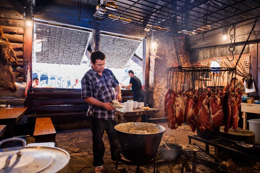 Ресторан Амзара