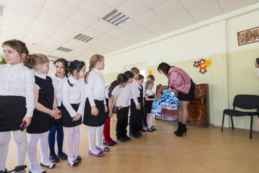 Молодежный совет провел встречу со школьниками 55-й школы