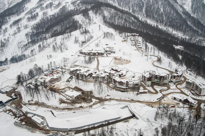 Сочи отели олимпийская деревня