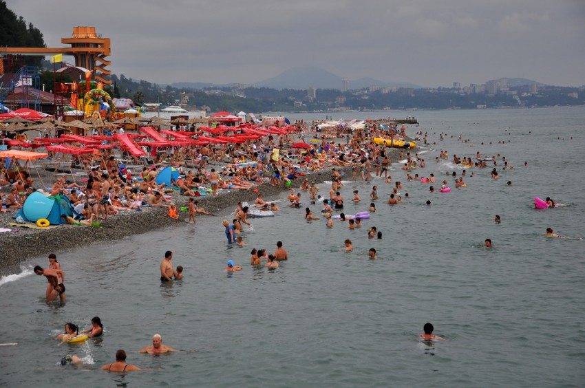 Отзывы туристов об отдыхе в Лазаревском Оставить отзыв