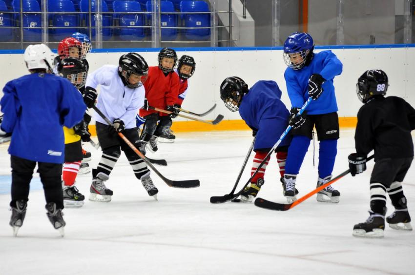 Школа хоккея для детей