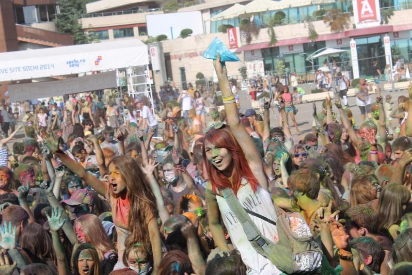 Третий фестиваль