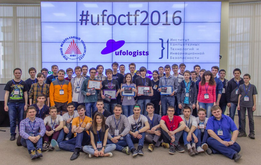 UFO CTF 2016