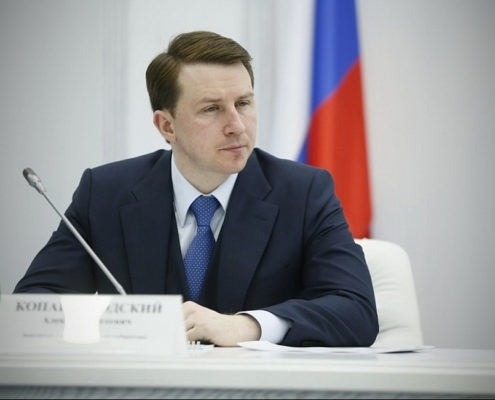 Новый мэр Сочи Алексей Копайгородский