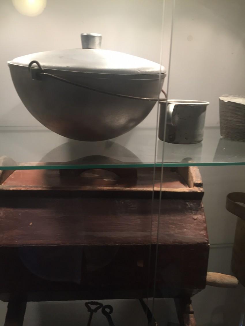 Маслобойка 19 века