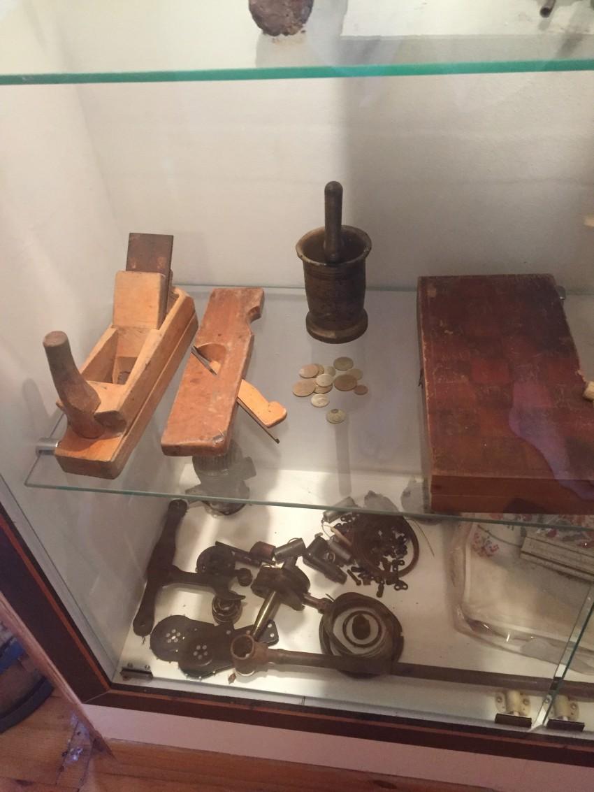 Столярные инструменты белорусов 19 века