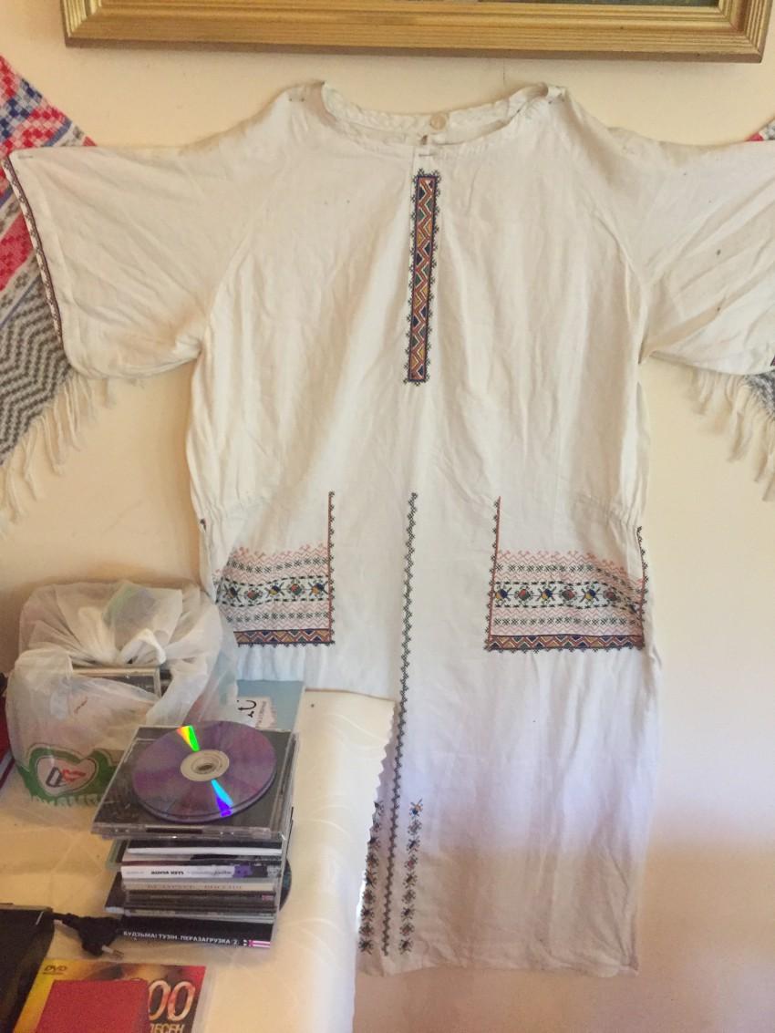 Подарок от Кудриной Р.И. Самодельное платье ее матери