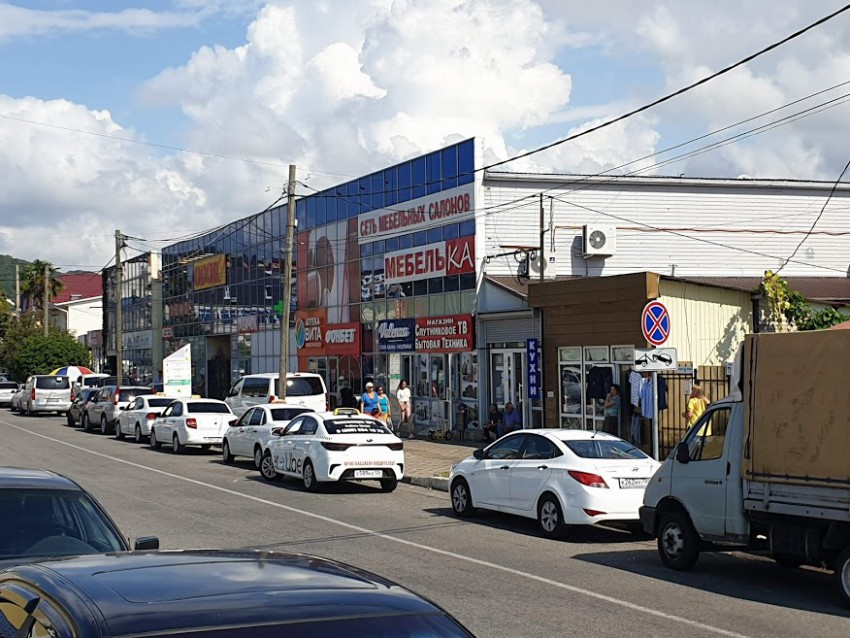 Нарушение правил дорожного движения на ул. Урожайной