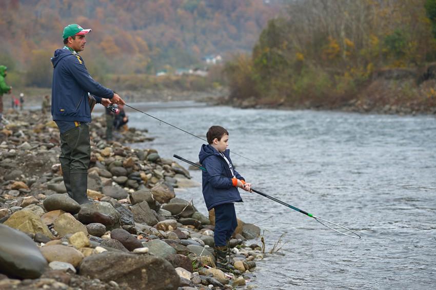 Рыбалка в сочинском районе