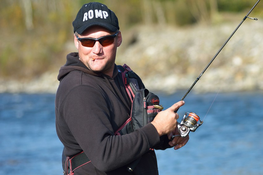 вид рыболовного спорта