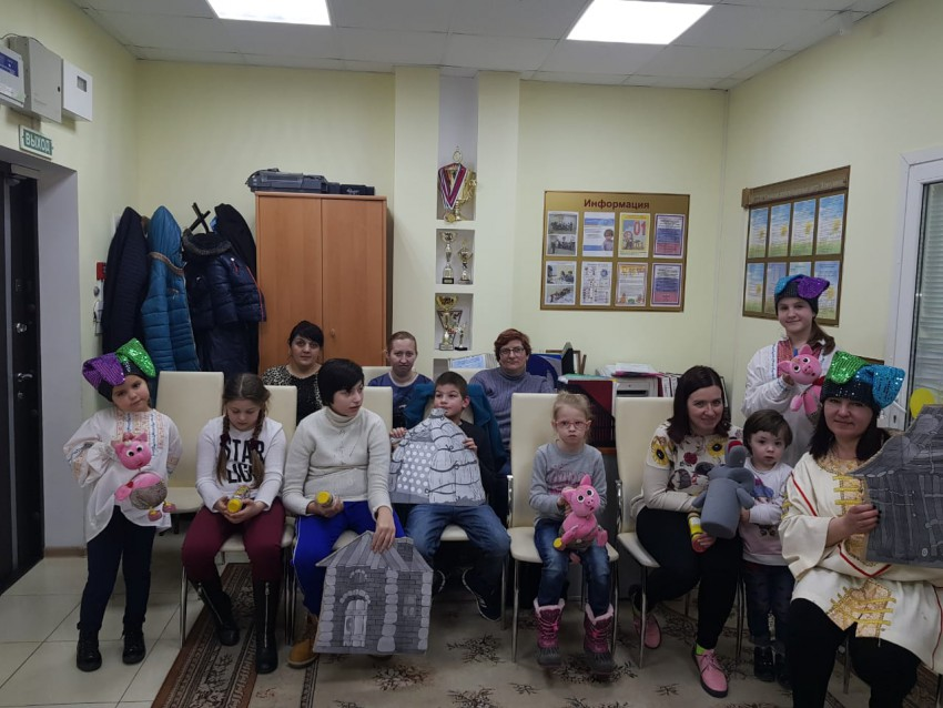 театр кукол «Золотой ключик»