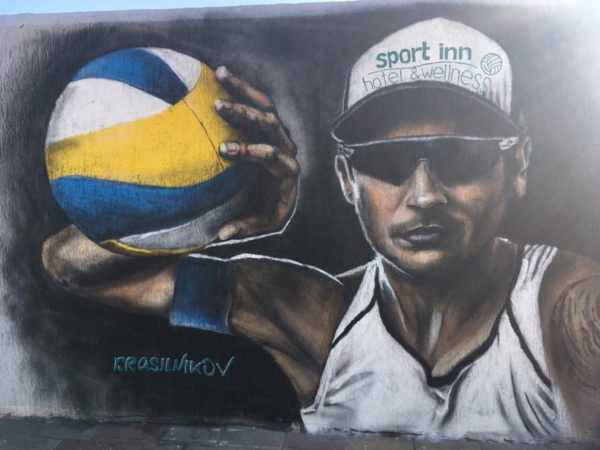 Street Art в Сочи