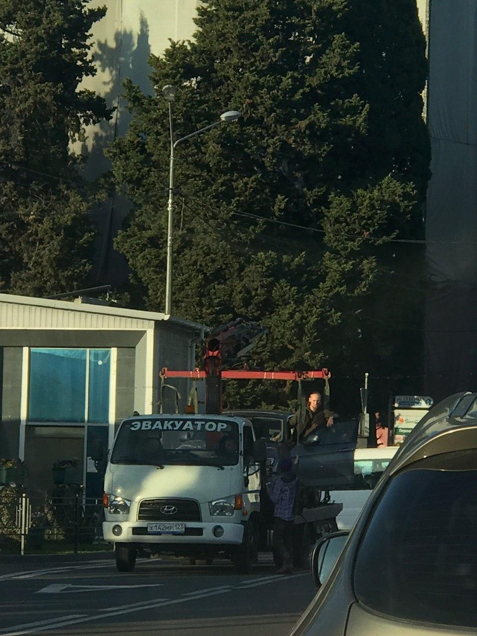 Эвакуаторы Сочи