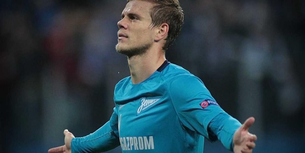 Александр Кокорин – игрок футбольного клуба Сочи