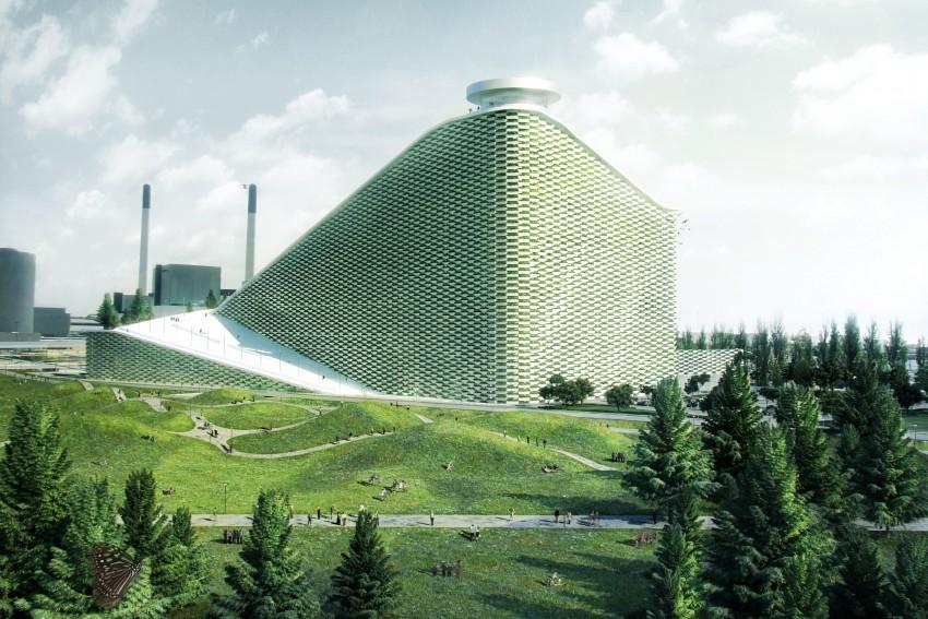 Мусоросжигательный завод в Сочи