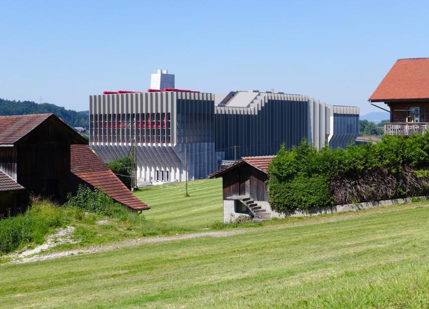 Мусосросжигательный завод в Сочи