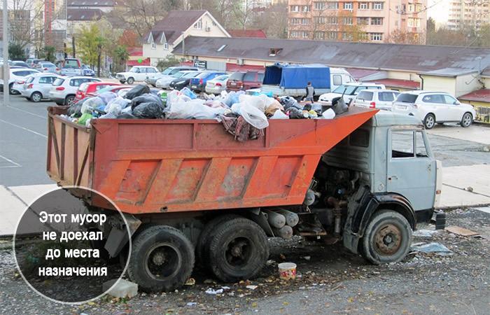 САХ по уборке города