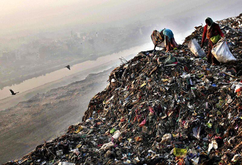 мусорный Памир в Сочи