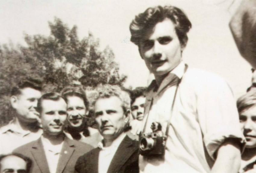 Юрий Гагарин в Сочи