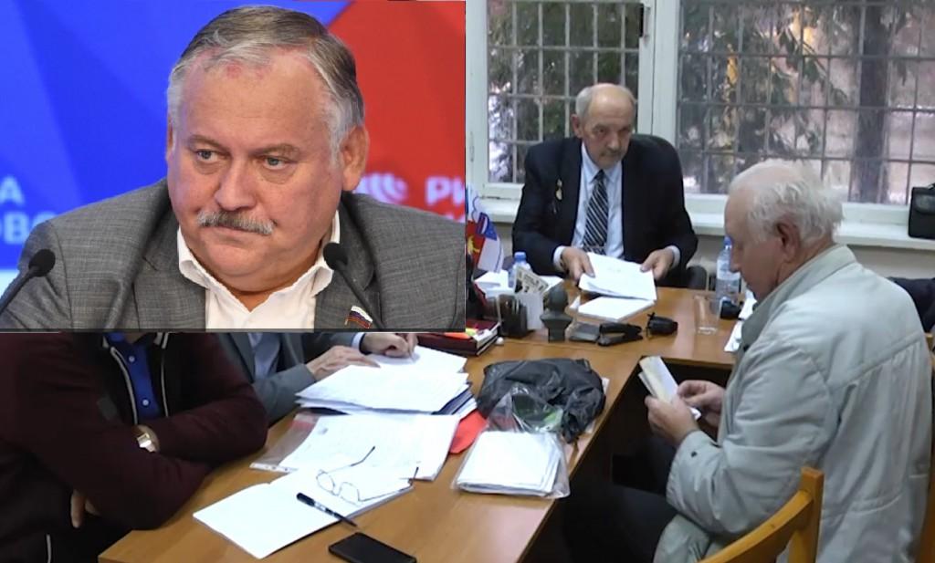 Депутат Госдумы Затулин прокомментировал оскорбительный выпад активиста общественника