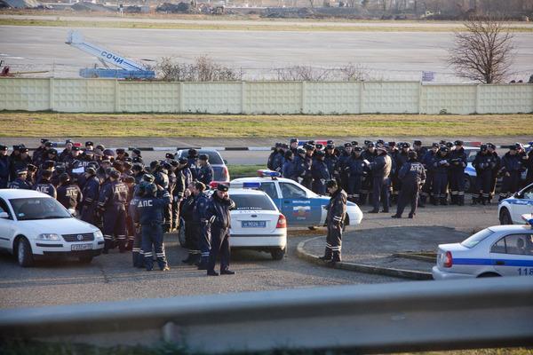 Полицейские предотвратили сходку криминальных авторитетов в Москве