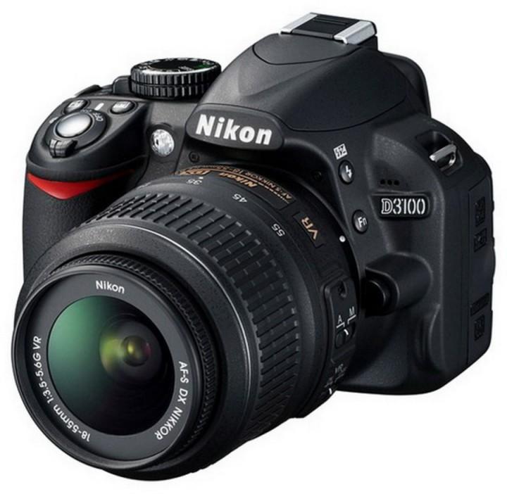 Продаю или обменяю NIKON D3100 Kit 18-55