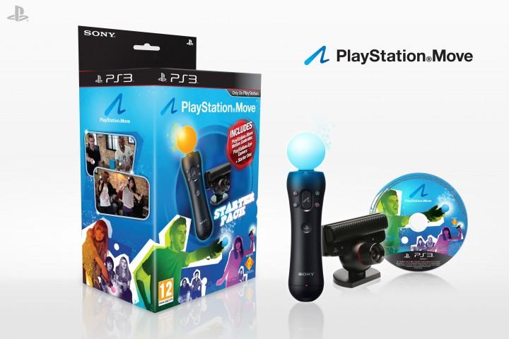 Sony Playstation 3 + Move