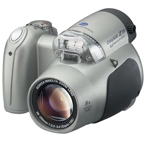 Цифровая фотокамера KONICA MINOLTA Dimage Z20 \ 2 249 P