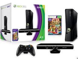 Xbox 360 slim 250gb + kinect