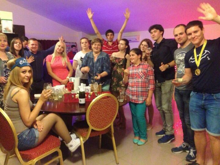 Игра мафия в Сочи