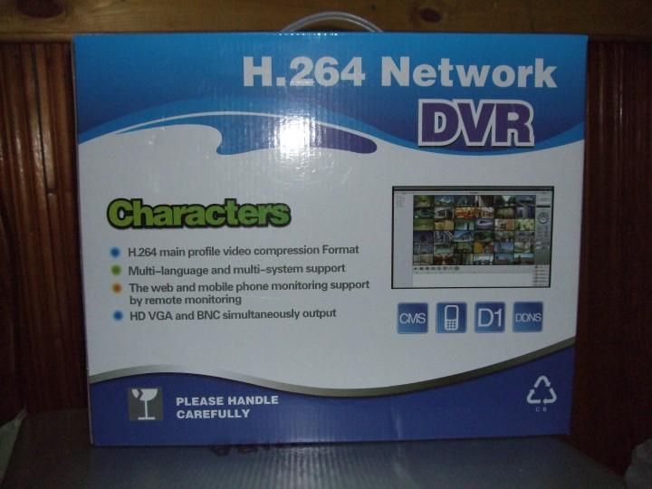 видеорегистратор 8 каналов новый в упаковке