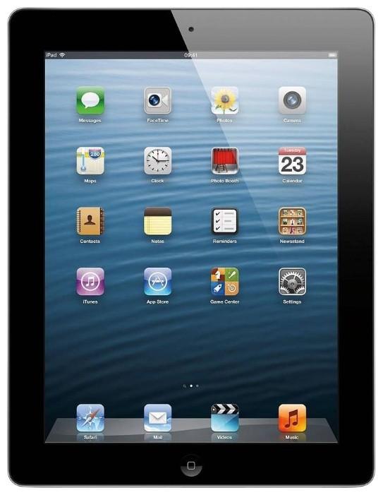 Продаю iPad 4, 64 gb 3G Wi-Fi + чехол книжка