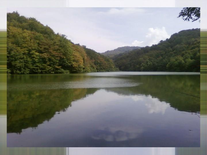 адлер рыбалка на озере