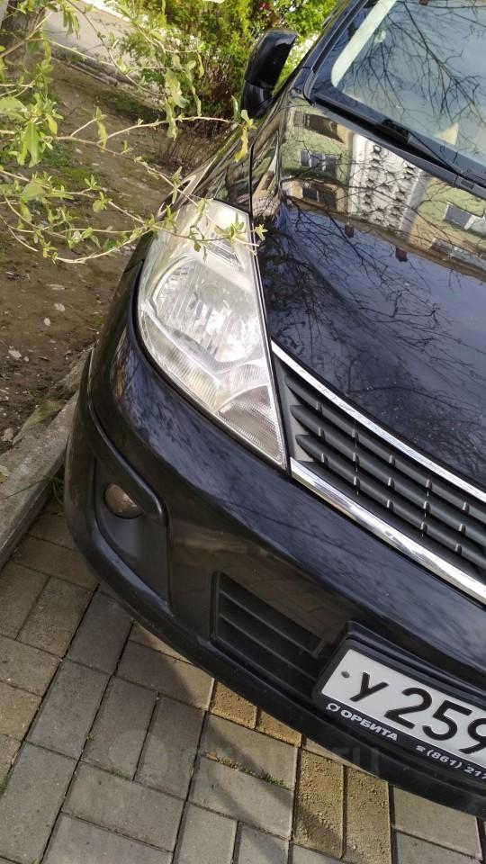 Продажа Nissan Tiida, 2008 год в Сочи