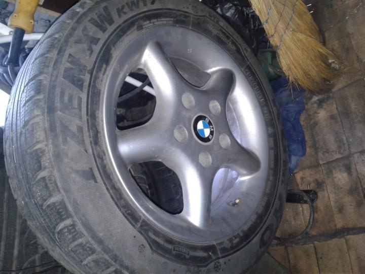Колеса BMW 205\60\15