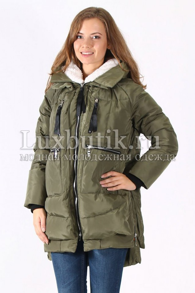 Куртка (парка) новая XXL
