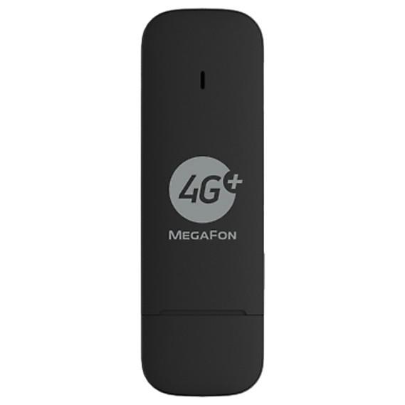 4G+ (LTE) модем M150-2 (черный), до 150 Мбит/сек  мегафон