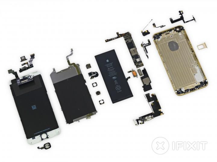 Ремонт сотовых телефонов и планшетов