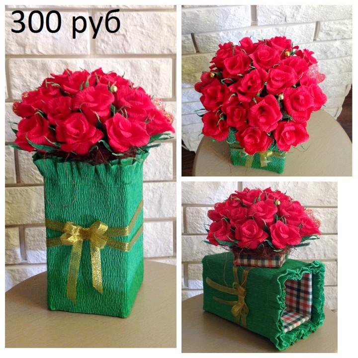Подарки на 8 марта от 100 руб.
