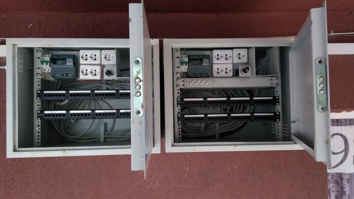 Создание и обслуживание сетей, АТС, видеонаблюдения, домофонов и