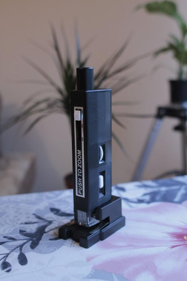 Микроскоп портативный 60x100x