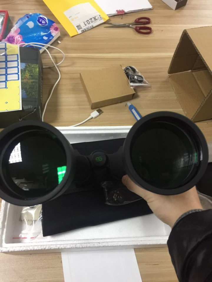 15x70 астрономический бинокль (телескоп)