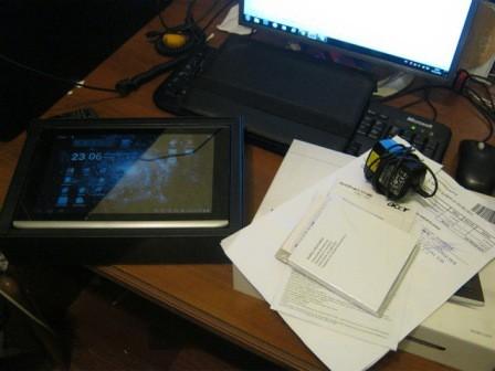 Acer Iconiatab A501 16GB HSPA+